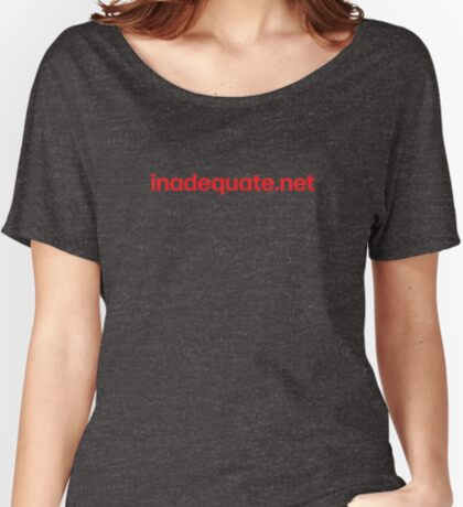 inadequate.net | an examination of free will | William O. Pate II Relaxed Fit T-Shirt