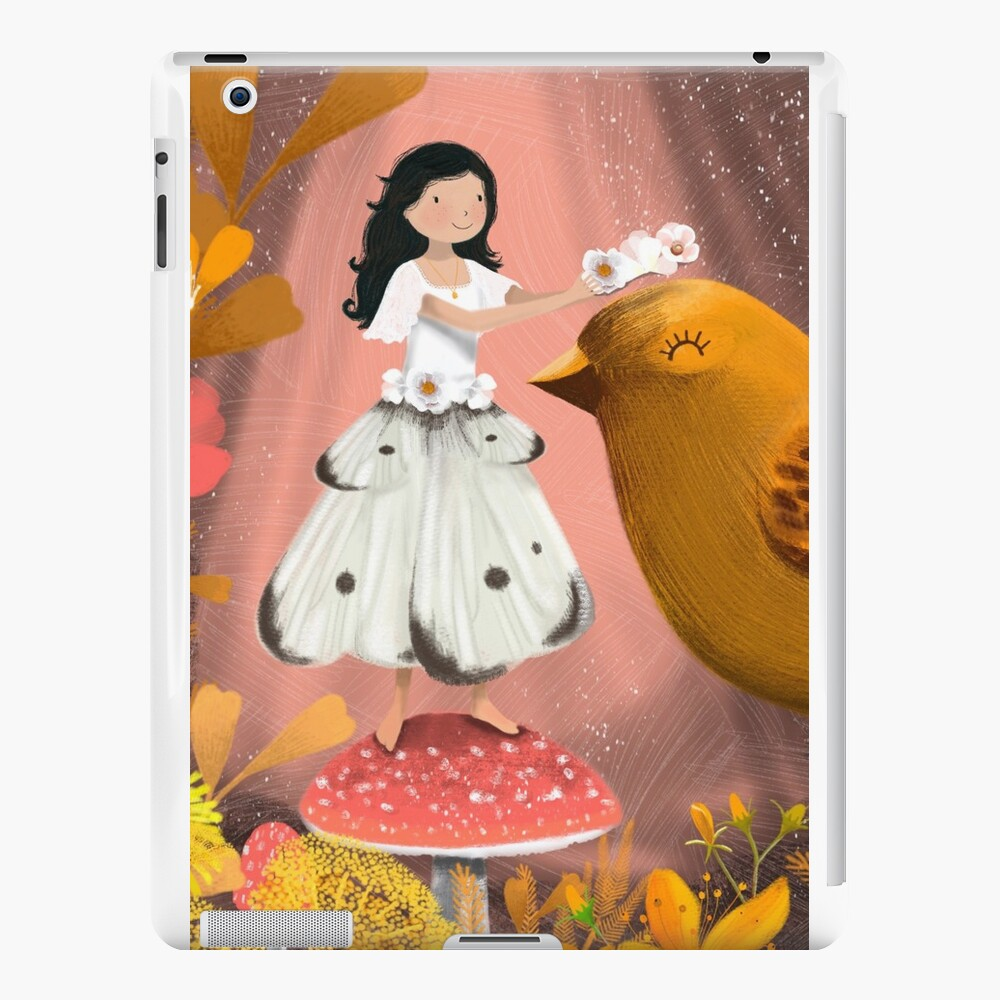 Honouring the Birds iPad Cases & Skins