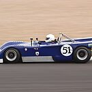 Chevron B23 (Tim Cousins) by Willie Jackson