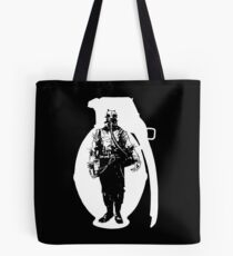 War/rior Tote Bag