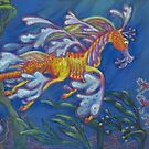 Leafy Seahorse by kailiejane