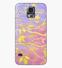 Tapestry of Leaves Case/Skin for Samsung Galaxy