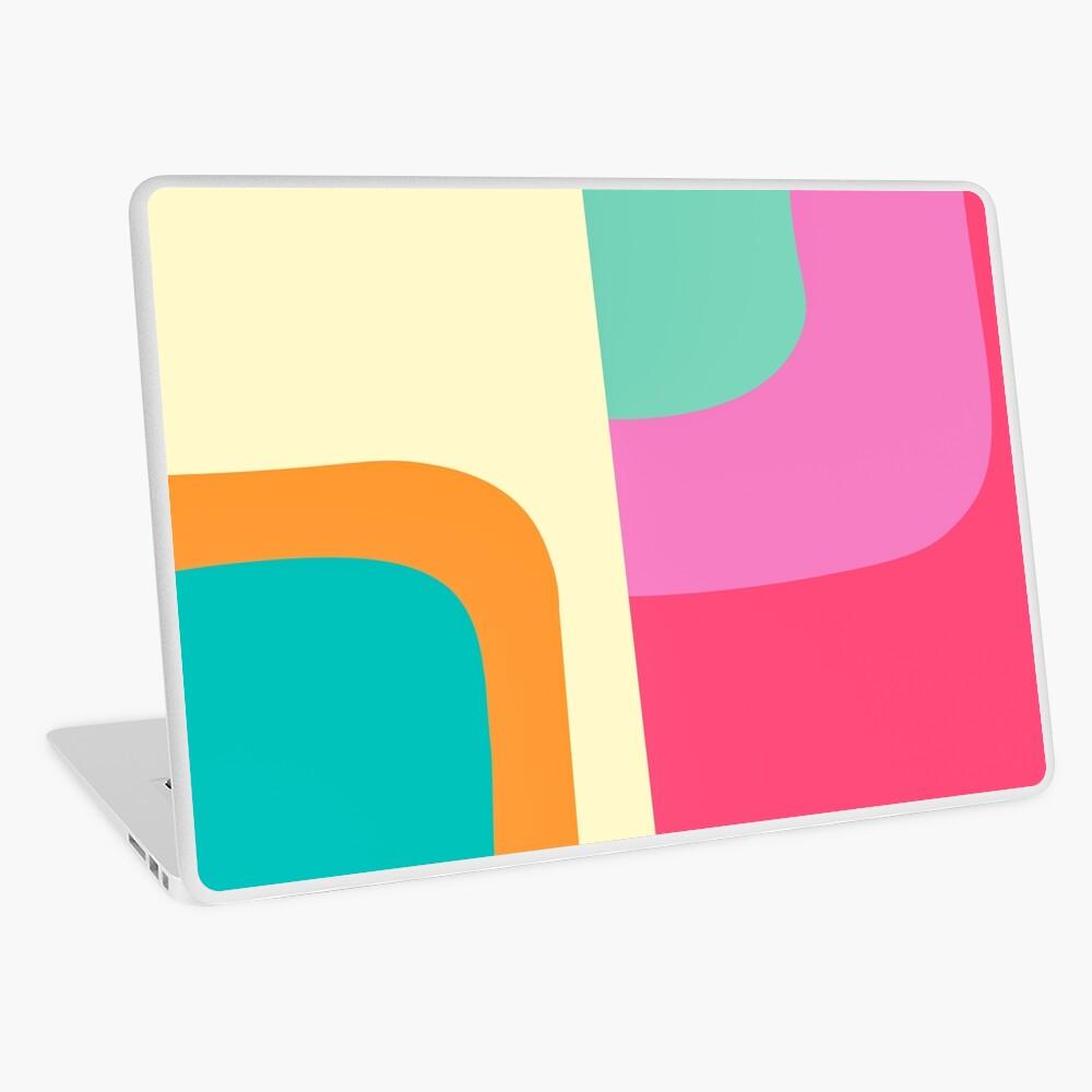 Minimal Geometry No. 3 Laptop Skin
