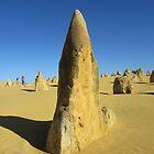 Ein Pinnacle (Nambung National Park, WA) von lezvee
