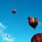 Balloons Near Binghamton by AlGrover