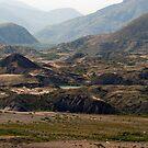 Mount St. Helens Landscape by Olga Zvereva