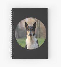 Sweet Lara Spiral Notebook