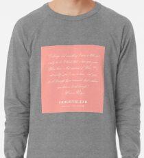 13  |  Female Leaders Quotes | 190520 Lightweight Sweatshirt