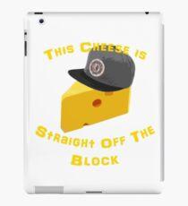 OG Cheese iPad Case/Skin