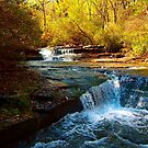 Upper Falls In Enfield by AlGrover