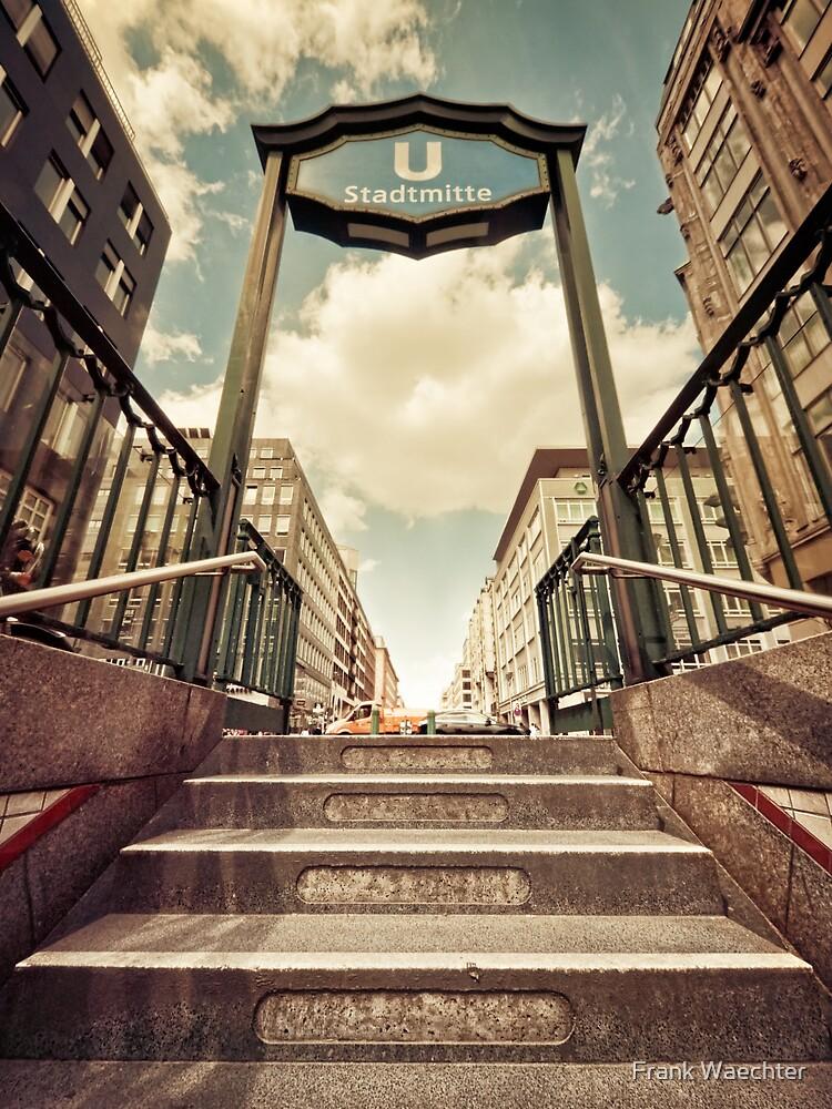 Berlin - Urban Core   02 by Frank Waechter
