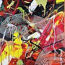 Kill Bill Uma Thurman 949 by Eraclis Aristidou