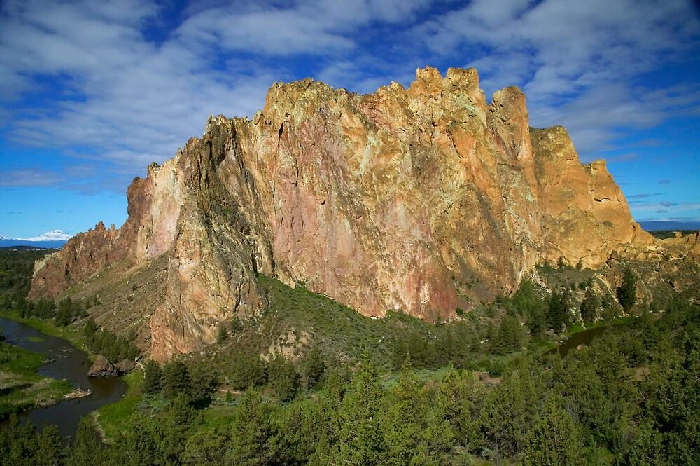 Smith Rock Oregon by Randall Ingalls