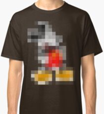 Pixel M (too much TV is bad for your eyes!) Classic T-Shirt