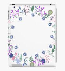 Wedding invitation  iPad Case/Skin