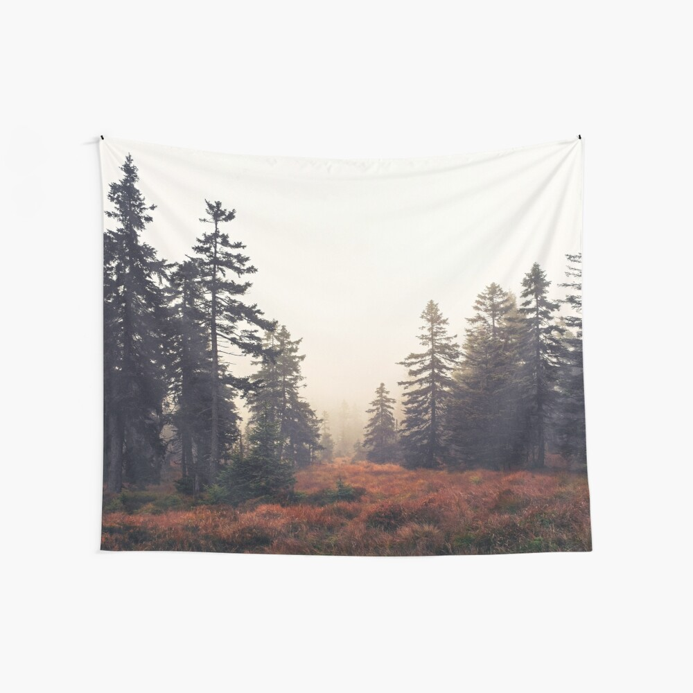 You Are Here Wall Tapestry