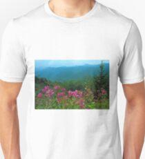 PHLOX ALONG BLUERIDGE PARKWAY T-Shirt