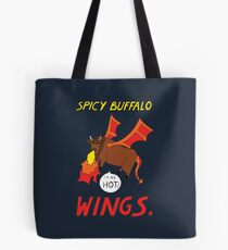 Spicy Buffalo Wings Tote Bag