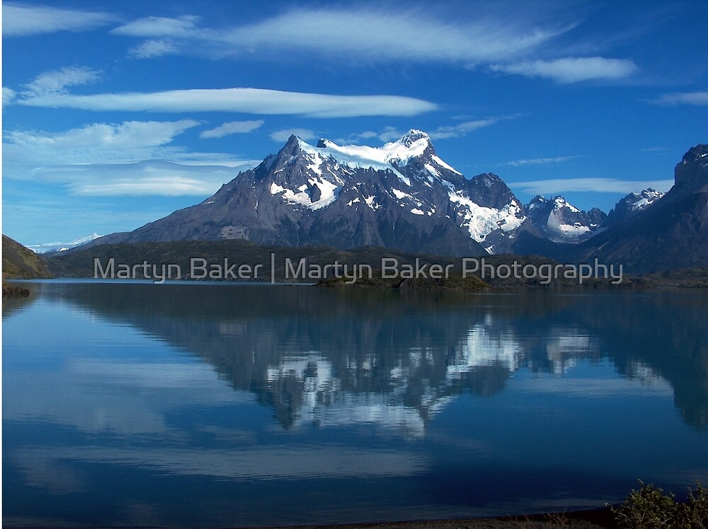 Torres Del Paine National Park, Patagonia by Martyn Baker | Martyn Baker Photography