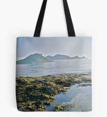 Lofots .My love Norway . Sea landscape. by Brown Sugar  . Views (329) favorited by (1) thanks friends ! Tote Bag