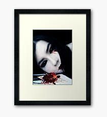 Heartless Framed Print