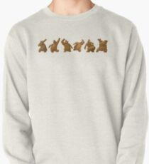 The Dancing Bear Pullover Sweatshirt
