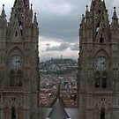 Quito Old Town, Ecuador by Martyn Baker | Martyn Baker Photography