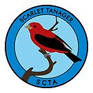 Scarlet Tanager by JadaFitch
