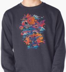 Let's get Lost Pullover Sweatshirt
