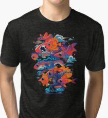Let's get Lost Tri-blend T-Shirt