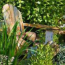 Garden Hideaway by Robin Webster