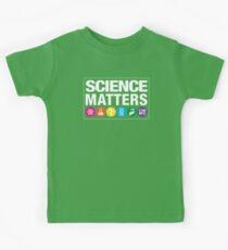 Science Matters Kids Tee