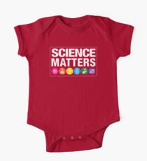 Science Matters One Piece - Short Sleeve