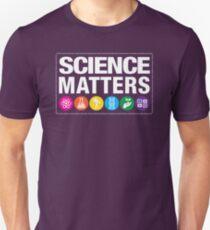 Science Matters Unisex T-Shirt