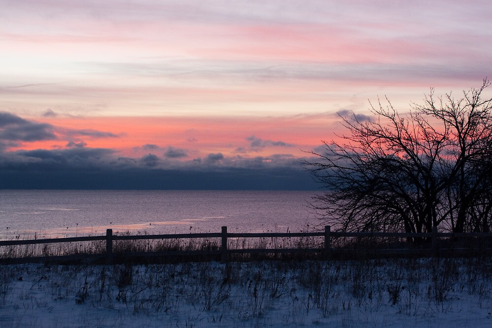 7:30 Sunrise by Alan Hyland