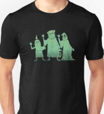Hitch-hiking Christmas Ghosts T-Shirt