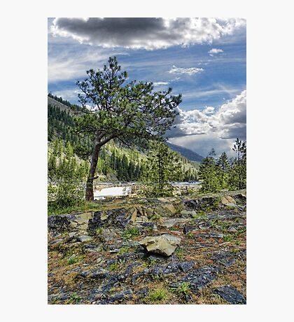 Kootenai River Drainage Photographic Print