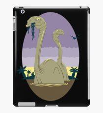 Primeval World - Brontosaurus iPad Case/Skin