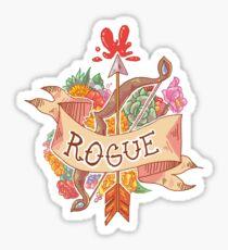 ROGUE CLASS Sticker