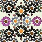 Alhambra Delights ONE by BigFatArts