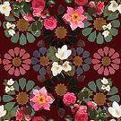 Alhambra Delights FOUR by BigFatArts