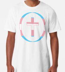 Christian (Blue, Pink, White) Third Culture Series Long T-Shirt