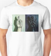 Offering Their Divine Protection Slim Fit T-Shirt