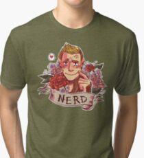 NERD NIGHT Tri-blend T-Shirt