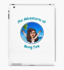 The Adventures of Being Tink iPad Case/Skin