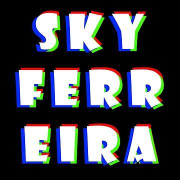 Sky Ferreira by bellamendiola