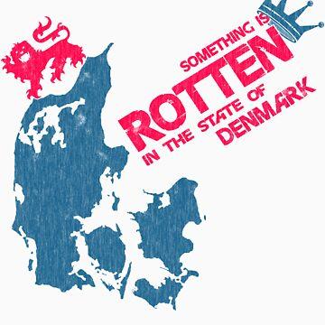 State Of Denmark by gregbukovatz