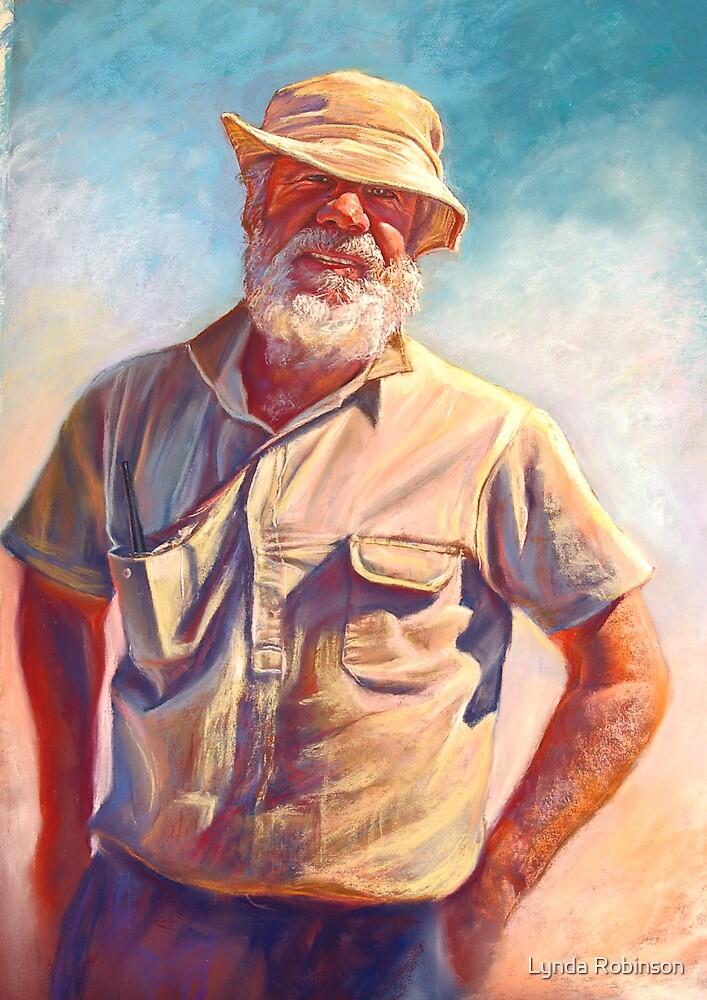 'Hot Day at Tarcombe'  by Lynda Robinson