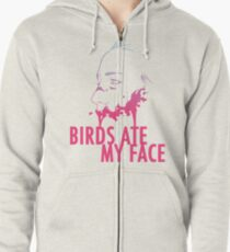 Invisible Monsters Zipped Hoodie