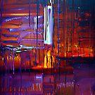 Through a glass darkly by Tony Broadbent